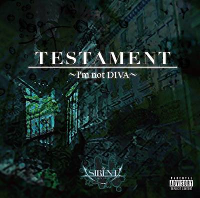 SIRENE 1st ALBUM TESTAMENT –I'M NOT DIVA- 2017.01.17