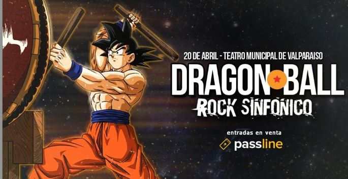 Dragon Ball Rock Sinfónico 2018.04.20