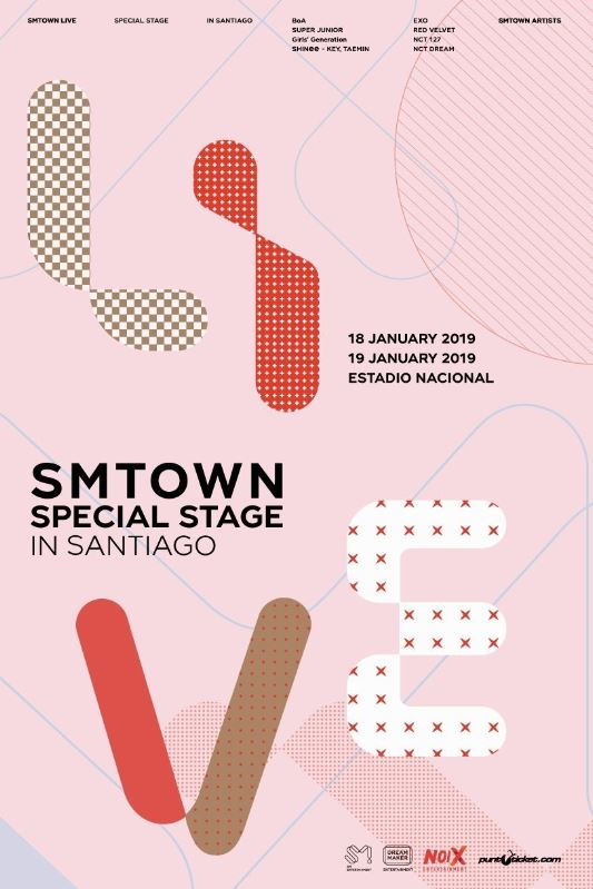 2019 SMTOWN LIVE – SPECIAL STAGE in SANTIAGO